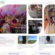 Arts Taunton Website