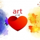 Art at the Heart banner