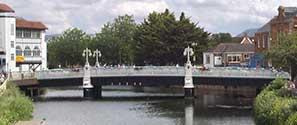The Bridge in Taunton